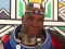 Esther Mahlangu, 85, said that she was worried young people in Africa were losing a sense of their roots.