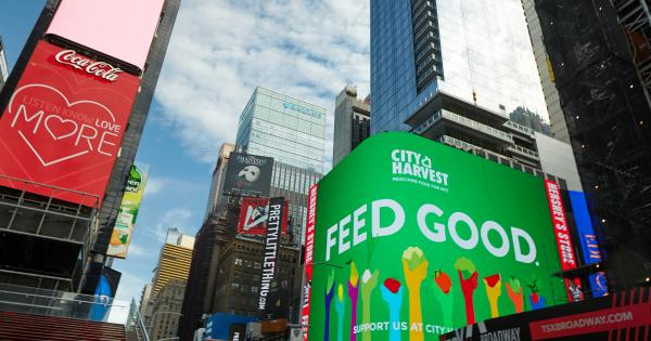 City Harvest, New York's first and largest food rescue organization