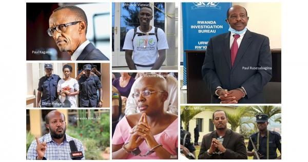 Lives in Danger as Rwanda's Government Under Paul Kagame Continues a Witch Hunt Against Outspoken Rwandans in the Country