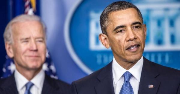 President Obama and VP Biden face the NRA's opposition