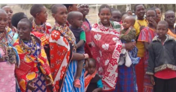 """Out of the 82,000 mostly Maasai pastoralists to be relocated, the resettlement plan states that 40,000 """"immigrants"""" will be iden"""