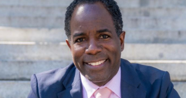 Former Mayor of Mount Vernon Andre Wallace