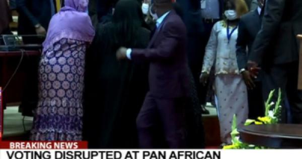 The Pan-African Parliament suspended its fourth ordinary session of the fifth parliamentary sitting on 1 June.