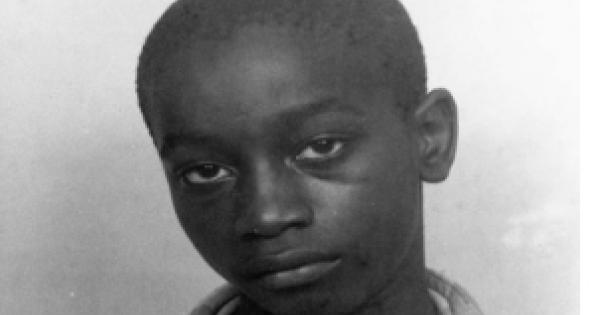 On this day in 1944, George Stinney, Jr., a Black child, was executed in South Carolina for the murder of two white girls