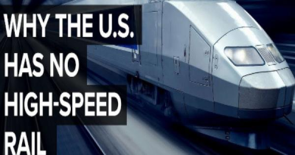 They are seeking increased funding for high-speed rail in the American Jobs Plan