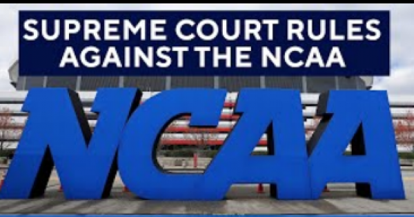 Justice Brett Kavanaugh issued the most scathing rebuke of the NCAA's current business model.