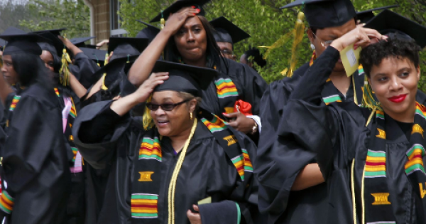 The total debt forgiveness amounted to $375,000 for both 2020 and 2021 college graduates.