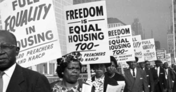 Congress can ensure that reform efforts address structural racism in current and past federal housing policy.