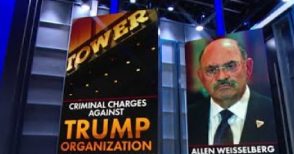 Trump Organization engaged in a scheme with Mr. Weisselberg to avoid paying taxes