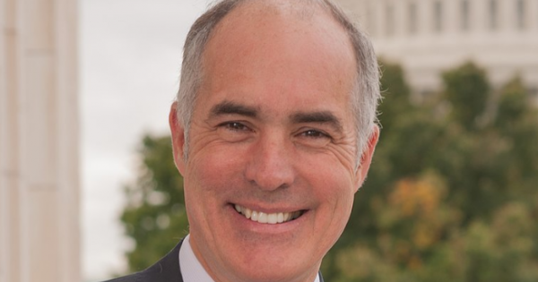 Pennsylvania Democratic Senator Bob Casey said the Republican Party admitted it can only win elections through voter suppression