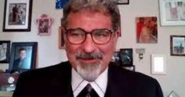 """History Professor Robert Buzzanco (above) says the current crisis in Cuba """"are in fact the continued product of a brutal 60-year"""