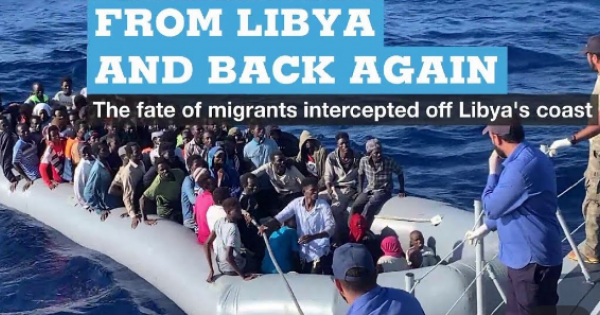 'No one will look for you': Forcibly returned from sea to abusive detention in Libya documents how decade-long violations agains