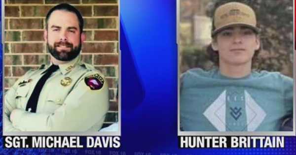 Hunter Brittain's unjustified killing by police is being championed by Rev. Al Sharpton and lawyer Ben Crump.
