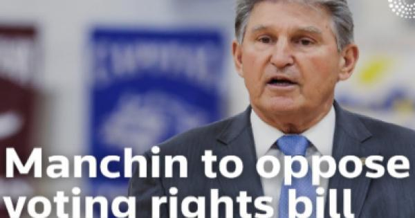 Joe Manchin, the apparent leader of the Vichy Democrats, believes that the Lewis VRA is the best way to address the Jim Crow–sty