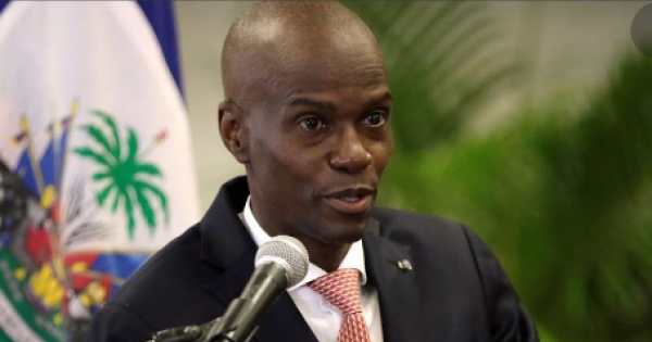 Wednesday, July 7, when Haitian President Jovenel Moïse was killed and his wife wounded. Reports have it that the assassins incl