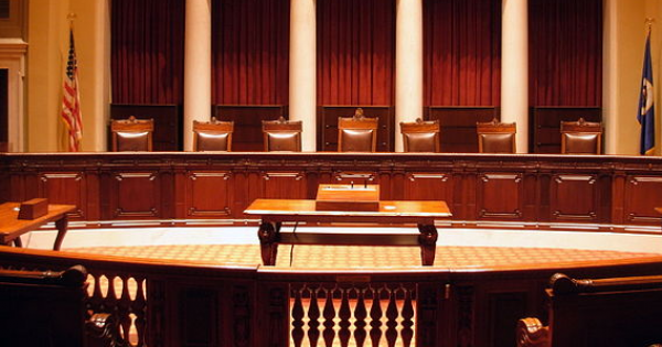 The federal bench underwent its last meaningful update in 1990