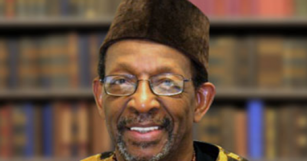 Dr. Ron Daniels, (above) of the Institute of The Black World 21st Century