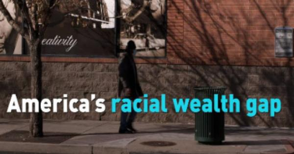 A new analysis from the Center for American Progress shows that the long-standing Black-white wealth gap hurt Black households'