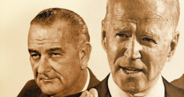 time for President Biden to meet this moment with the urgency it deserves. He needs to be this generation's LBJ