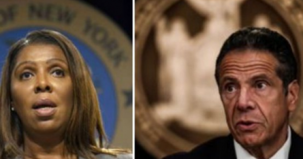 Letitia James released the findings of an investigation into numerous allegations of sexual harassment by Governor Andrew Cuomo
