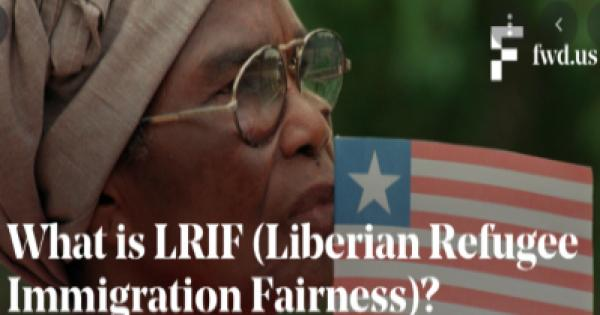 Biden administration today urging officials to fix critical flaws in the Liberian Refugee Immigration Fairness (LRIF) program.