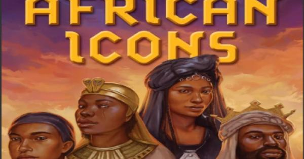 """Tracey Baptiste's upcoming book """"AFRICAN ICONS: Ten People Who Shaped Histor"""" is being applauded by reviewers."""