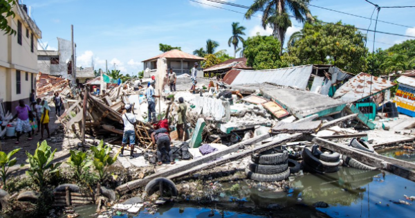 The extent of the devastation in Haiti grows worse by the day.