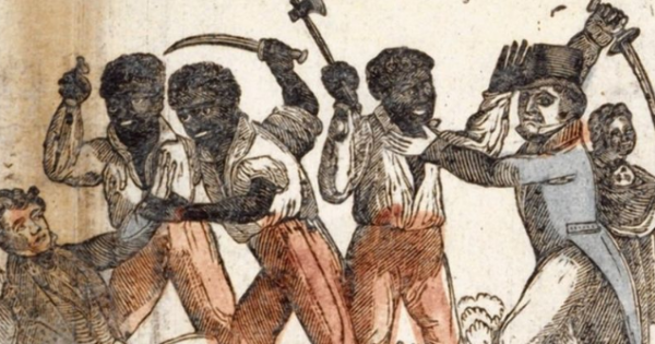 The 12th annual observance of the Nat Turner Slave Rebellion