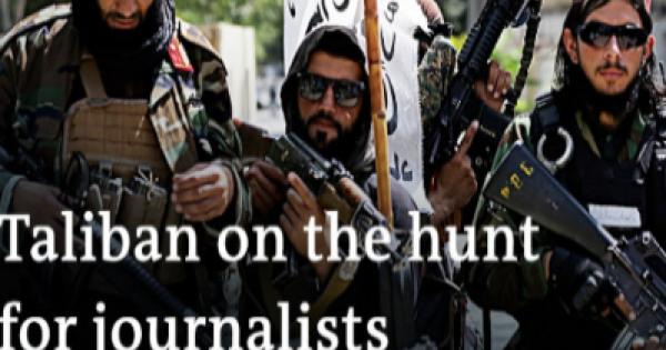 Taliban must immediately cease raiding the homes of journalists and allow the media to operate freely and openly