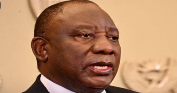 Corruption was prevalent in South Africa under Jacob Zuma's leadership, his successor Cyril Ramaphosa (above) has told an inquir