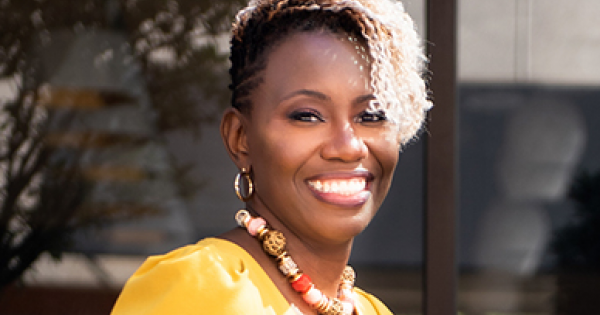 LaConya Murray, Esq., founder of Off The Mark IP Solutions (OTM)