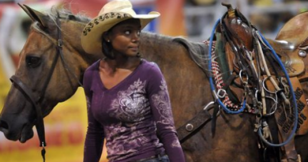 Arizona Black Rodeo, they witnessed something special, Black Cowgirls in the spotlight.