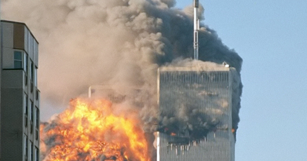 On September 11, 2001, al-Qaeda terrorists hijacked four planes crashing three into the Twin Towers; one into the Pentagon; whil