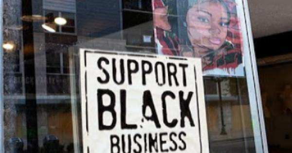 business opportunities arising from the Buy Black movement that started last year and necessity-driven entrepreneurship