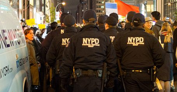 funding for two of the most dangerous NYPD units, the Vice Squad and the Strategic Response Group.