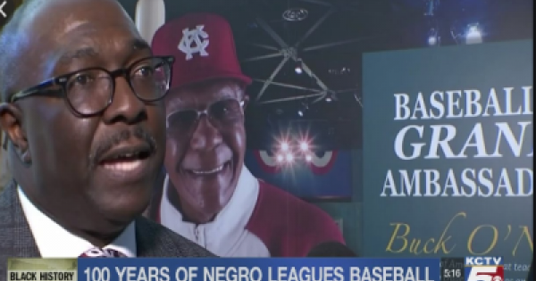 Four former presidents kick off celebration of Negro Leagues' 100th anniversary