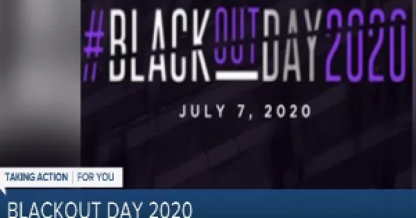 blackout day 2020 - photo #38