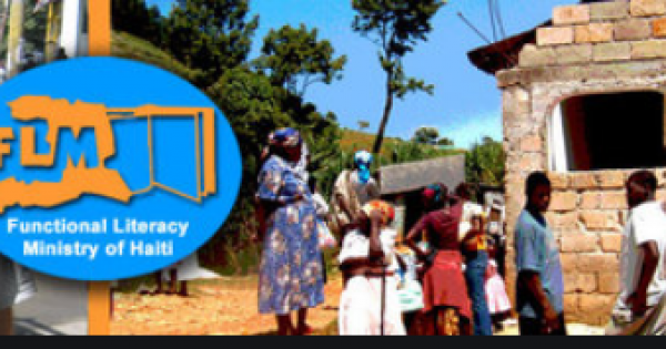 Functional Literacy Ministry (FLM Haiti) will hold its signature annual fundraiser as an ALL VIRTUAL event, including a celebra