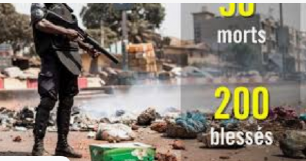 has resulted in the deaths of at least 50 people in less than a year, Amnesty International