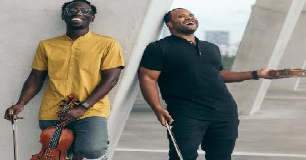 Black Violin has performed at the Oscars Governors Ball, on The Today Show, and on Access Daily.