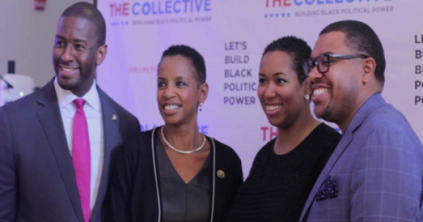 """Tonight at 6:00 p.m. EST / 3:00 p.m. PST, The Collective will host the 2020 """"Black Men Voting Forum"""","""