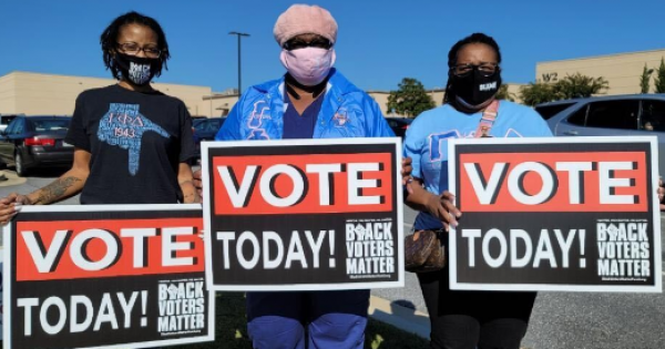 report's biggest takeaways indicate that Black voters have the potential to change the current political makeup of the U.S. Sen