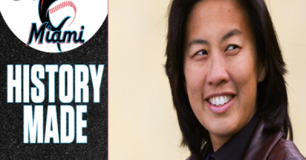 Miami Marlins are hiring Kim Ng as their new general manager, making her Major League Baseball's first female and first Asian Am