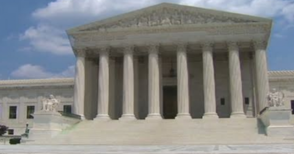 In a 5-4 vote late last night, the Supreme Court barred restrictions on religious services in New York that were imposed to comb
