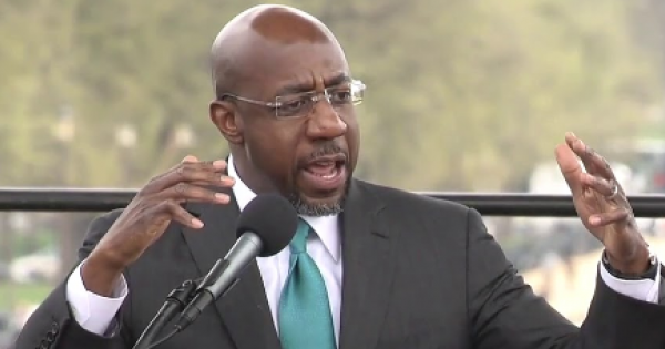 Rev. Raphael Warnock is being defended against charges of being anti-Israel--by Jewish leaders