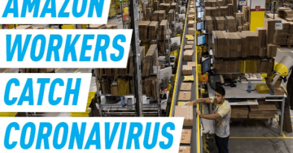 People working for Amazon have faced great health and safety risks since the start of the COVID-19 pandemic,
