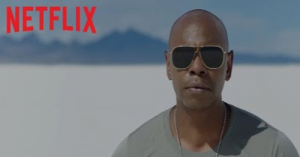 Chappelle found out Chappelle's Show was going to be streamed on Netflix, he called the streaming service to express his misgivi