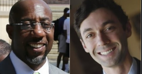 Rev. Warnock and Ossoff have put forth a moderate platform for change. Both support immediate action to forestall an economic co