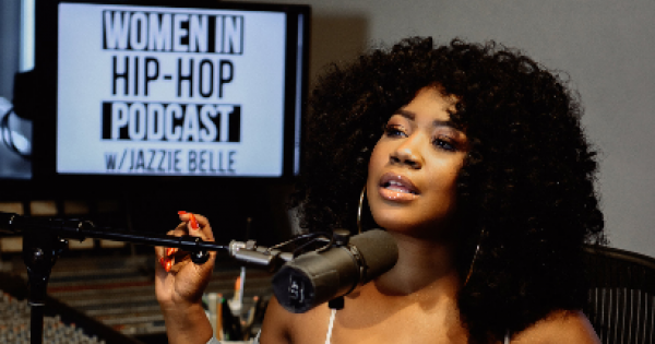 "superstar Jazzie Belle is busier than ever as the next generation's ""Queen of Media."""