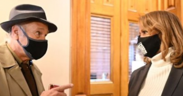 Journalist Greg Palast and LaTosha Brown (above) have been trying to stop the ongoing voter suppression tactics of Republican au